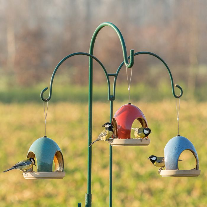 Vierno Tavern Seed Feeder Green