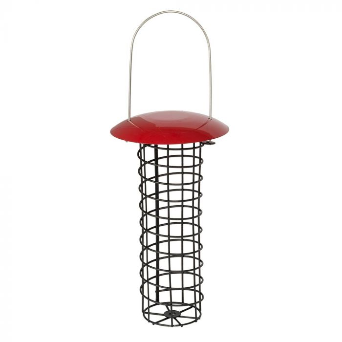 Adelaide Fat Ball Feeder - Red