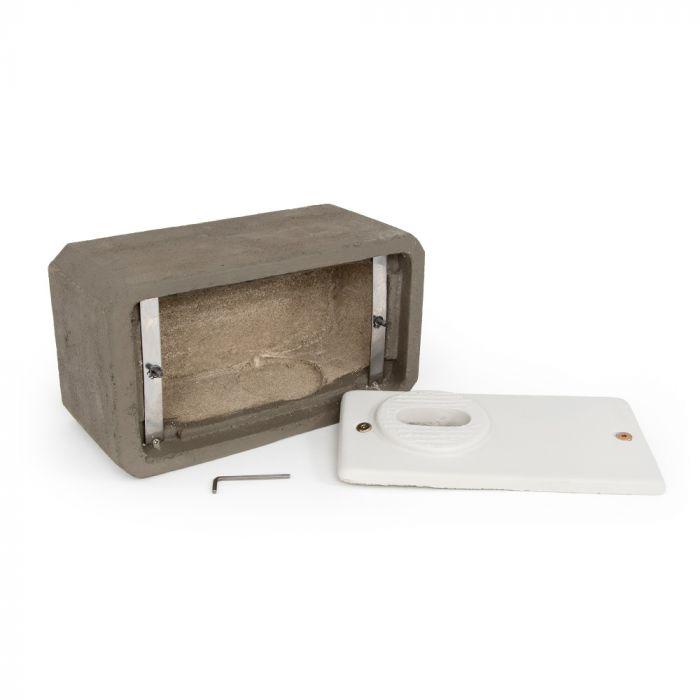 WoodStone® Build-in Swift Nest Box