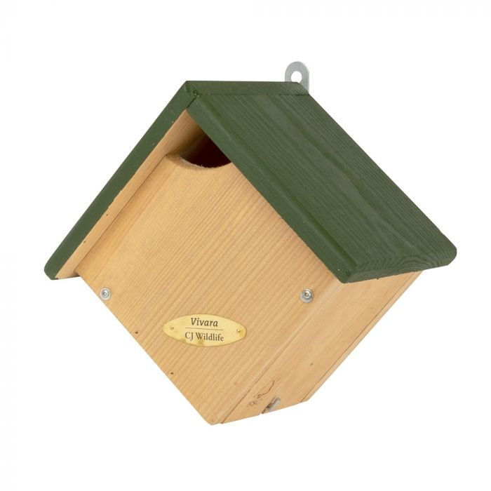 Peru Half Open Nest Box