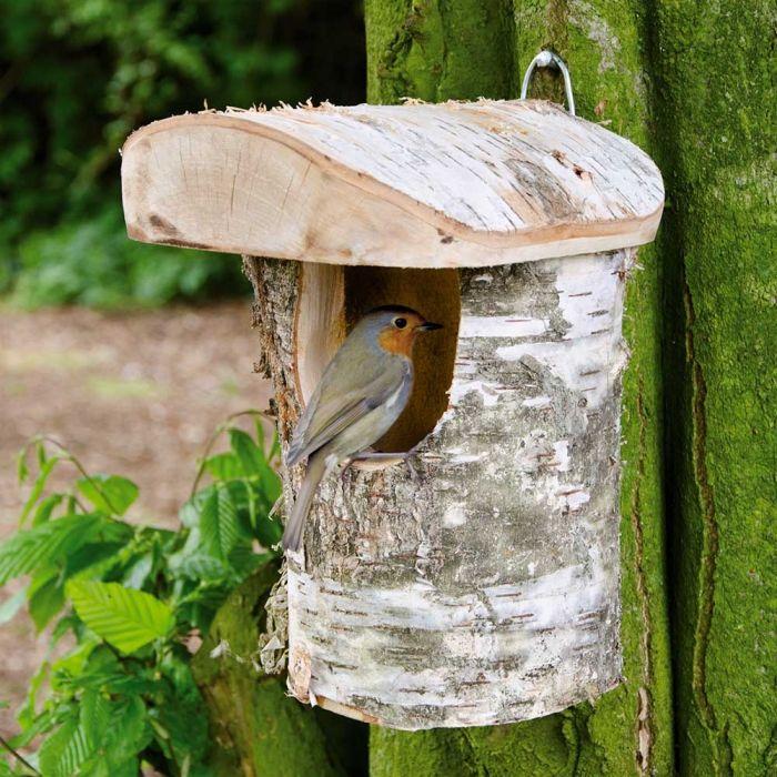 Stockholm Open Nest Box