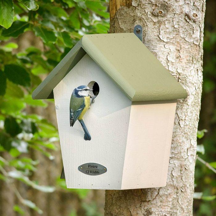 Lucerne Nest Box