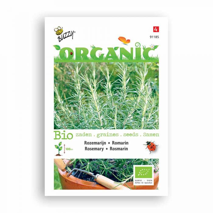Buzzy® Organic Rosemary (BIO)