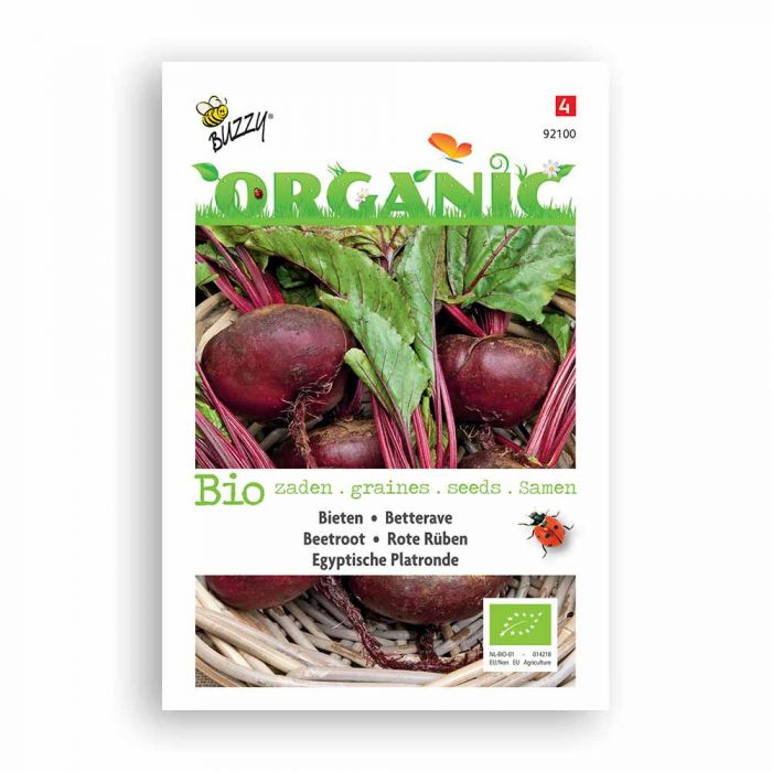 Buzzy® Organic Beetroot Turnip - Egyptian