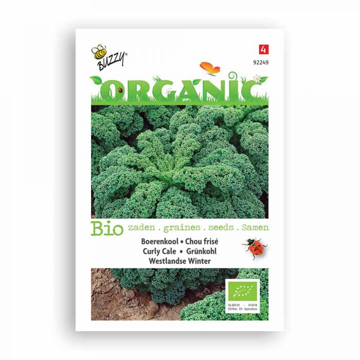 Buzzy® Organic Curly Cale - Westl. Winter