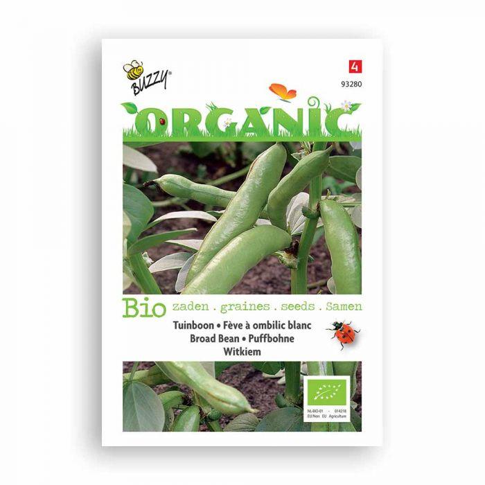 Buzzy® Organic Broad Bean - Witkiem (BIO)