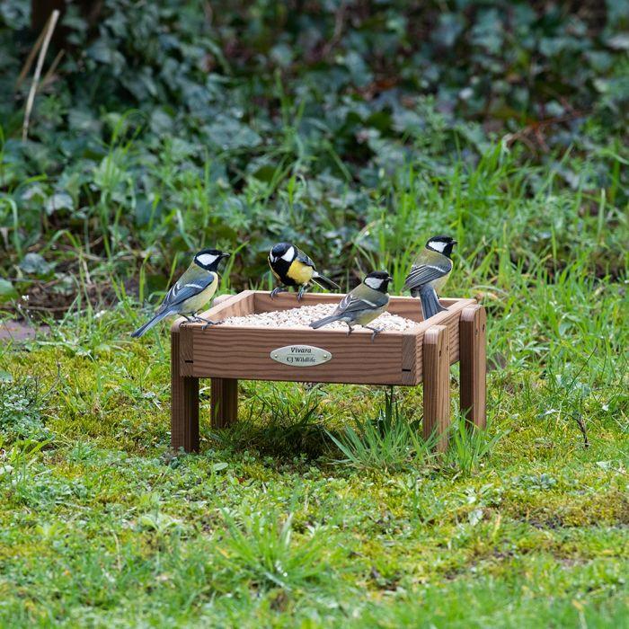 Dura Green Halifax Feeding Table