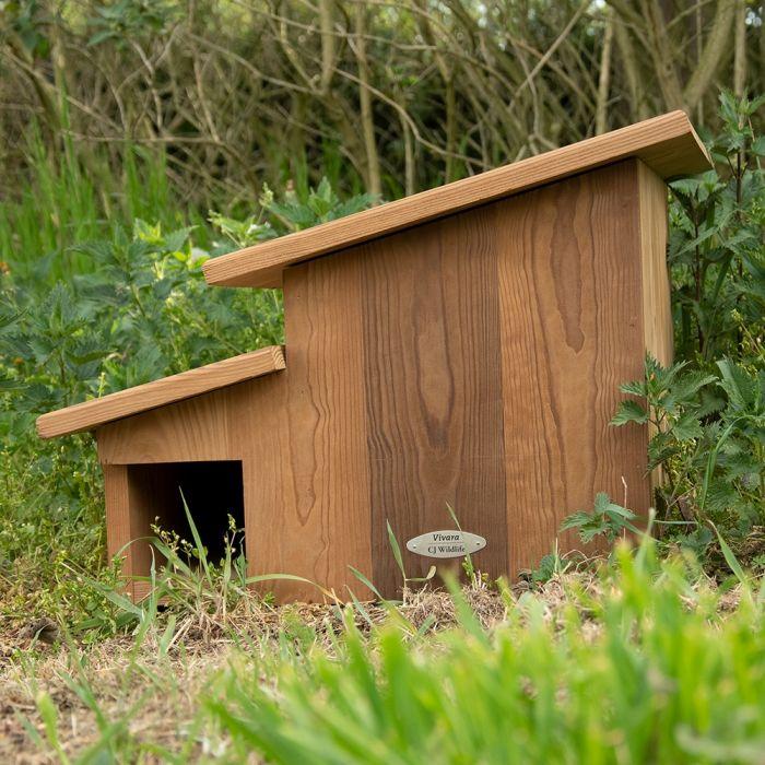 Dura Green Milton Hedgehog House