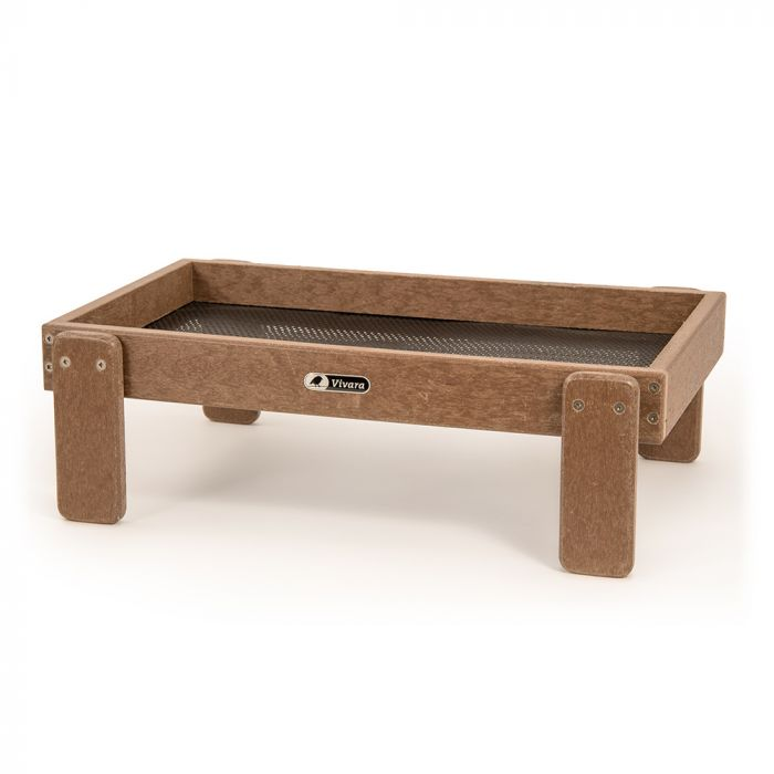 Adamello Recycled Ground Feeding Table