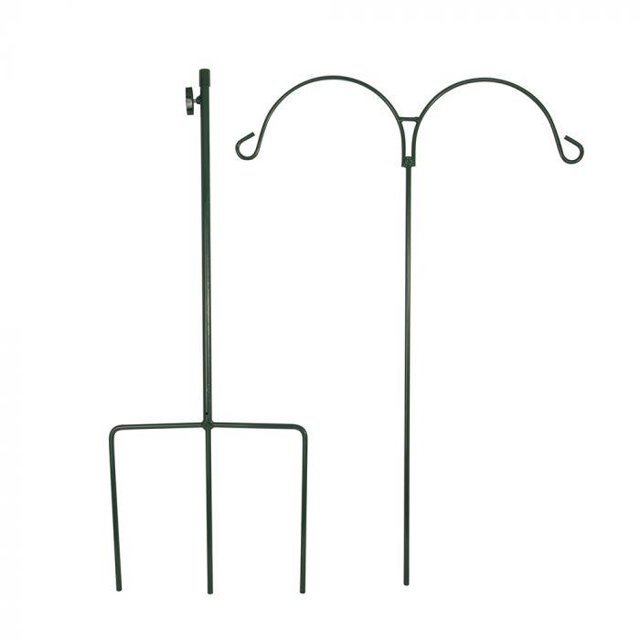 CJ's Feeder Pole Double - Green