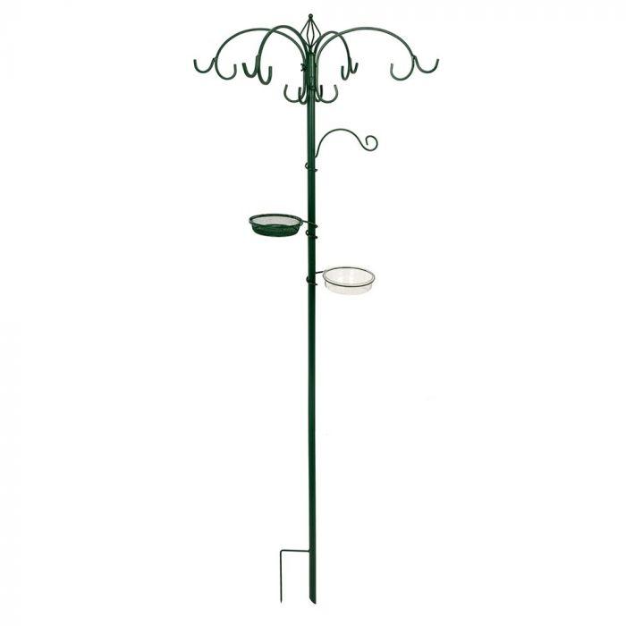 Feeder Pole  System - Green