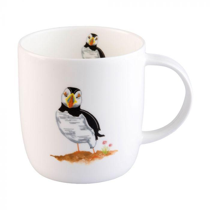Roy Kirkham Puffin Mug