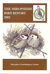 The Shropshire Bird Report 2002 Book