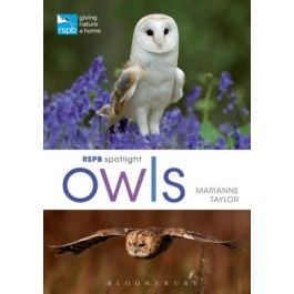RSPB Spotlight: Owls Book