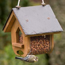 Jupiter Slate Bird Feeder Peanut Pack