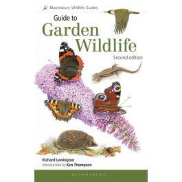 Guide to Garden Wildlife Book