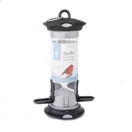National Trust Apollo 2 Port Seed Feeder