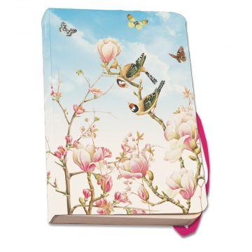Magnolia A6 Paperback Notebook by Janneke Brinkman