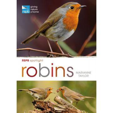 RSPB Spotlight: Robins Book