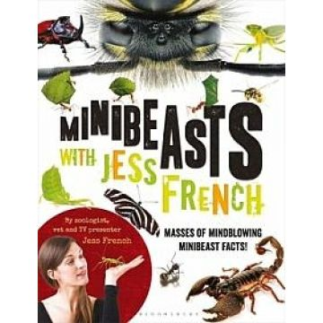 Minibeasts with Jess French Book