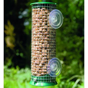 discovery plastic peanut window feeder
