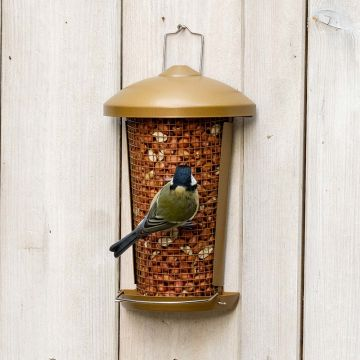 Hios Peanut Feeder Brown