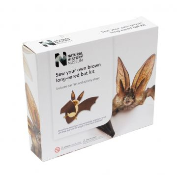 Sew Your Own Brown Long-Eared Bat Kit