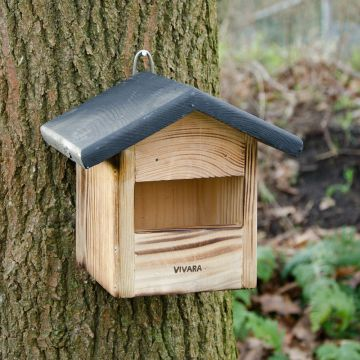 Stafford Half Open Nest Box
