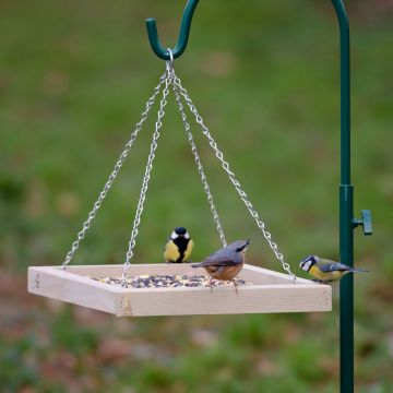 Hanging Feeder Table