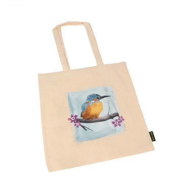 Myrte Kingfisher Cotton Bag