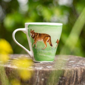 Myrte Wolf Mug