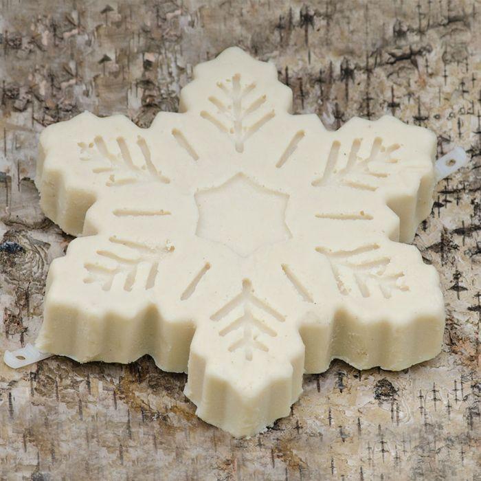 Suet Treat Snowflake