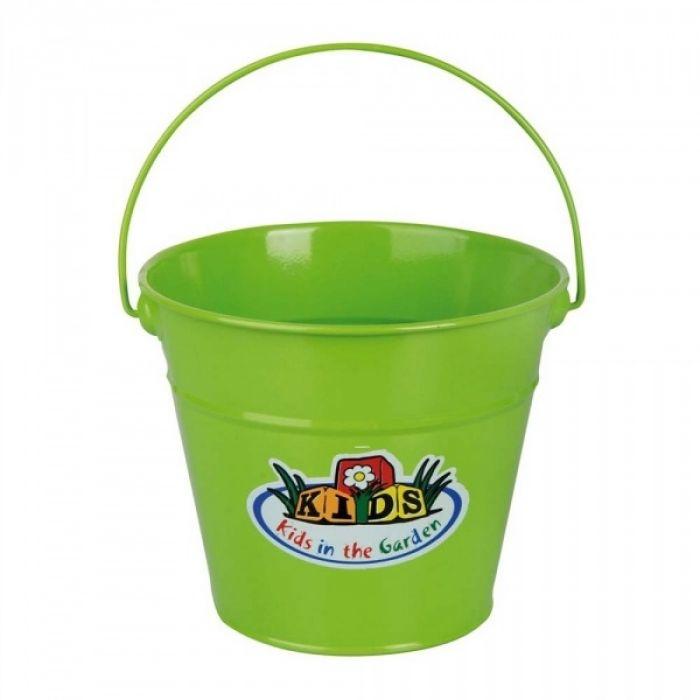 Child's Green Bucket