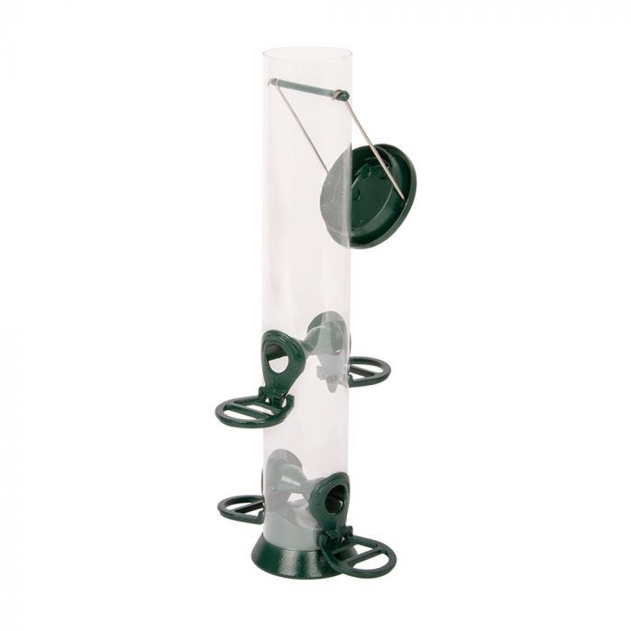 National Trust 4 Port Metal Seed Feeder