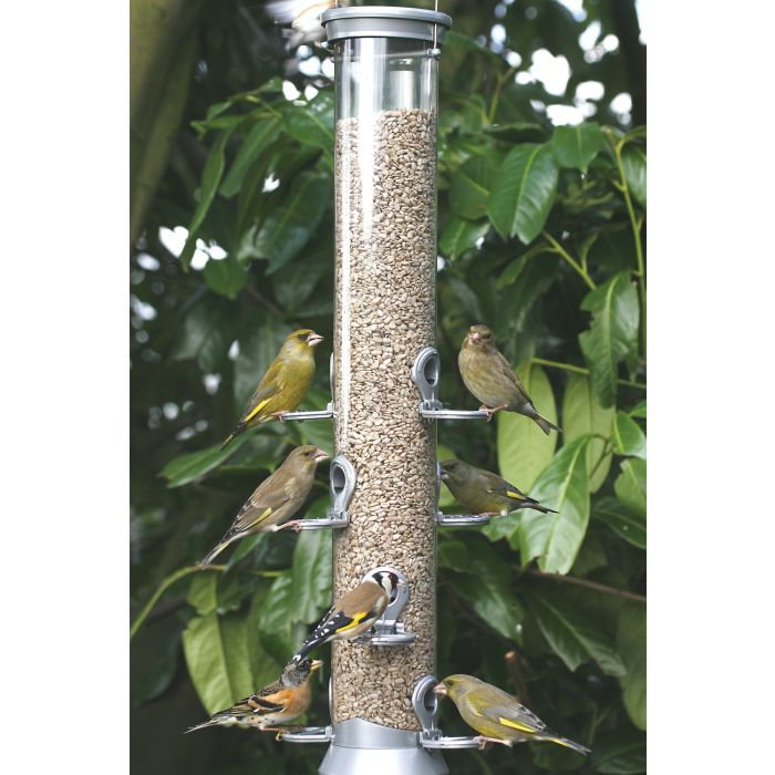Conqueror 8 port Seed Feeder