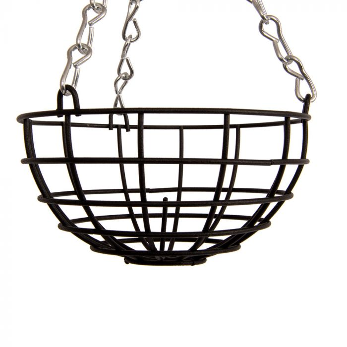 Giant Fat Ball Feeder (Black)