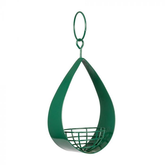 Canberra Fat Ball Feeder - Green