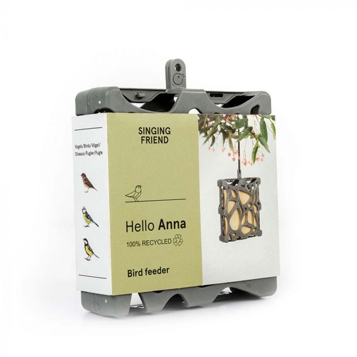 SingingFriend Anna Fat Square Feeder Pack