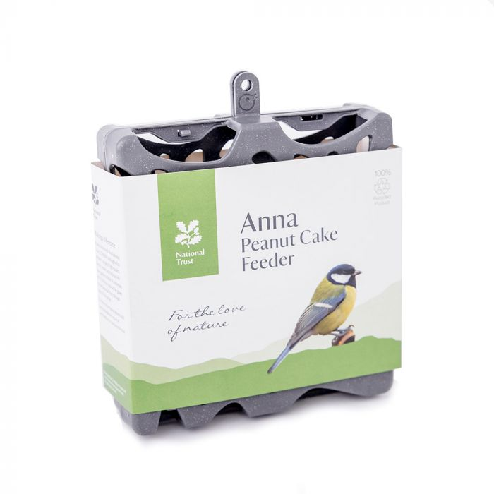 National Trust Anna Recycled Peanut Cake Feeder