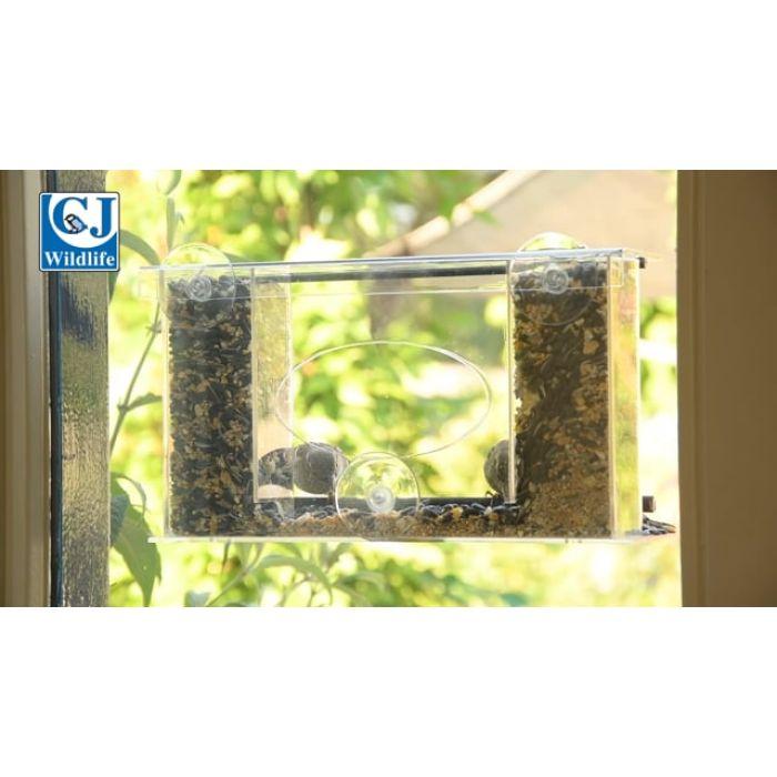 Corfu Window Feeder