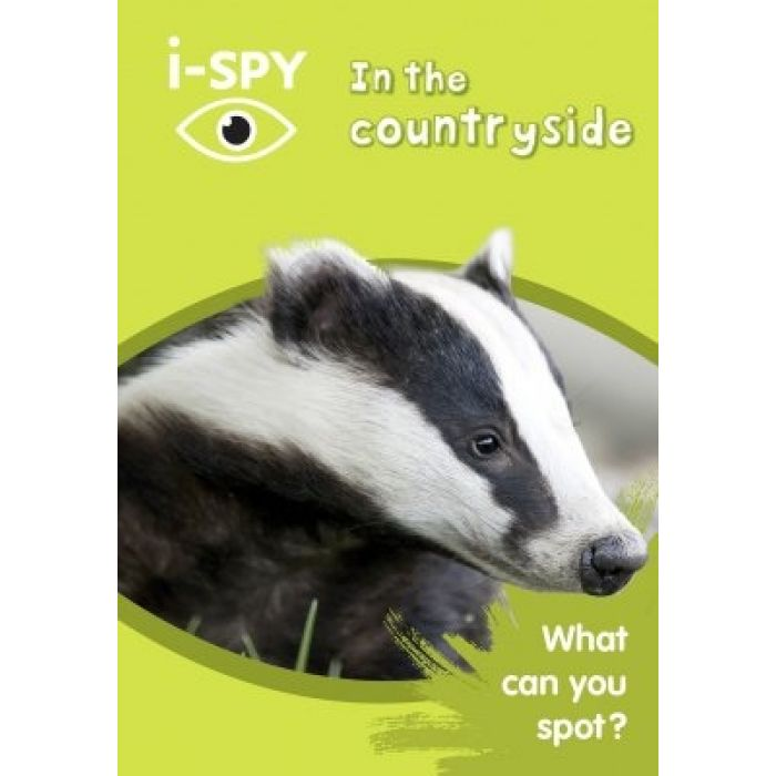 i-SPY in the Countryside Book: What Can You Spot?