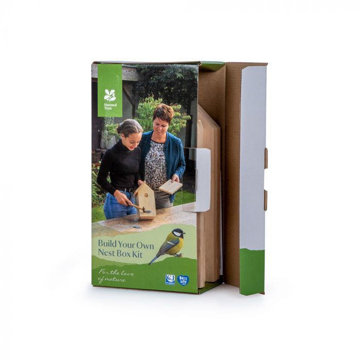 National Trust Build Your Own 32mm Nest Box