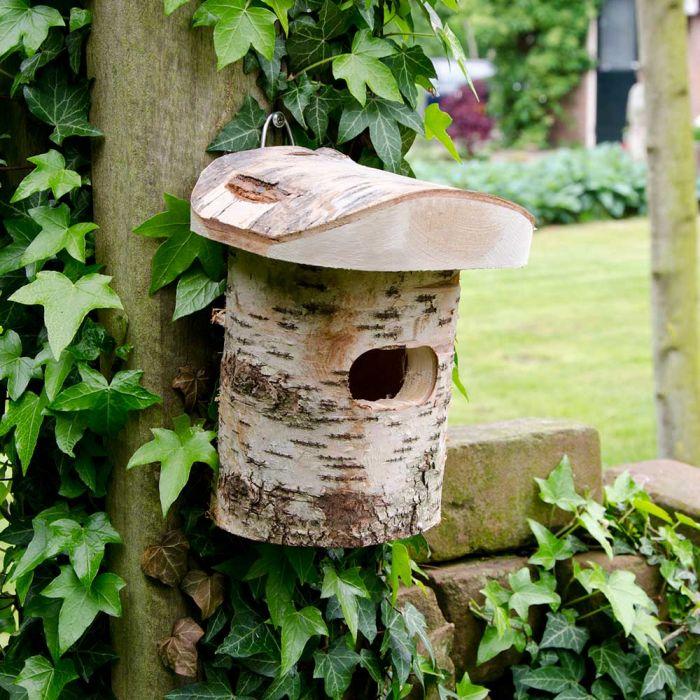 Uppsala Wren Nest Box