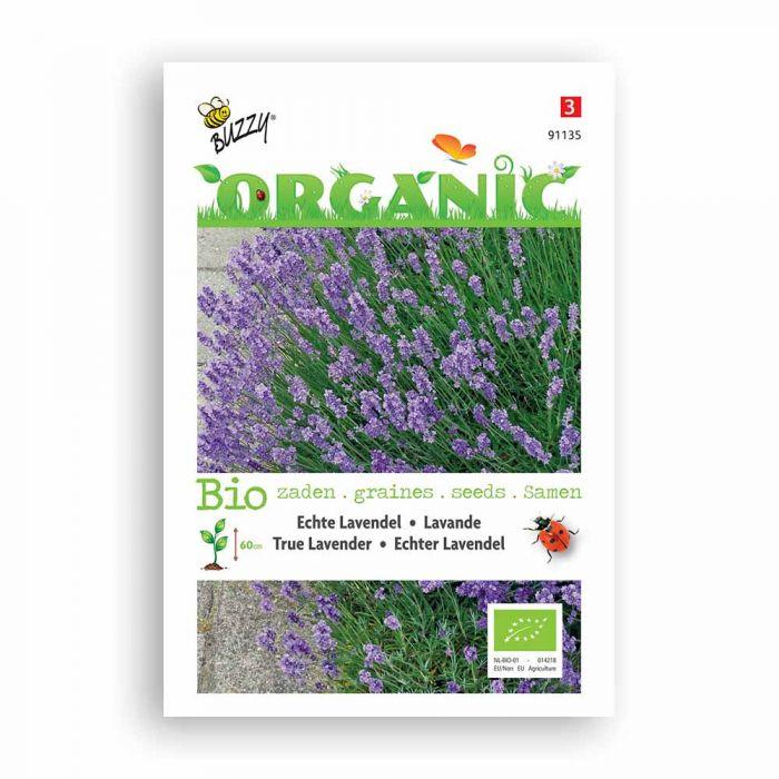 Buzzy® Organic True Lavender (BIO)