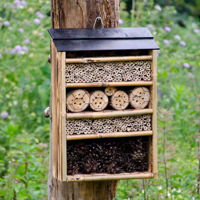 Insect hotel capri
