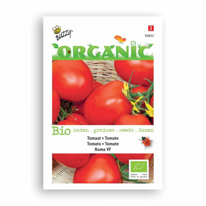Buzzy® Organic Tomato - Roma VF (BIO)