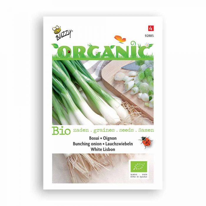 Buzzy® Organic Bunching Onion - Wh Lisbon