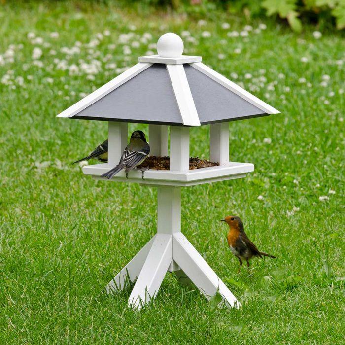 Marble Bird Table