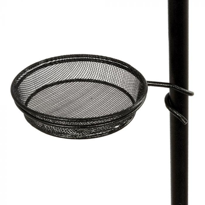Feeder Pole System - Black