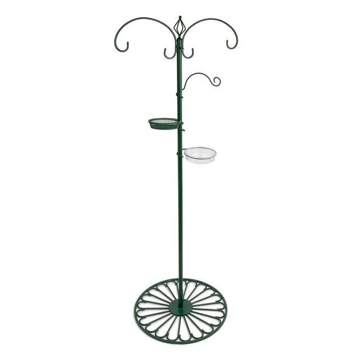 Patio Feeding Pole System - Green
